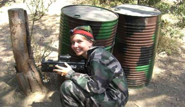 Gotcha / Paintball / Laser Tag