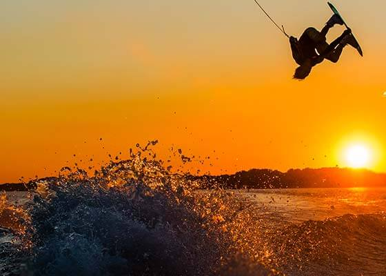 Wakeboard Camp bei maxtours