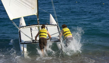 Watersport Action Lloret