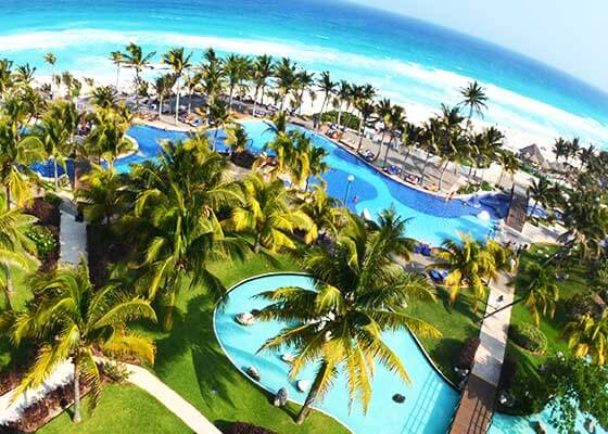Spring-Break Cancún