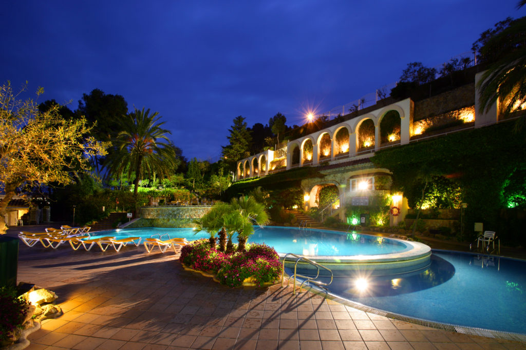 Hotel Guitart Central Park Lloret de Mar Pool