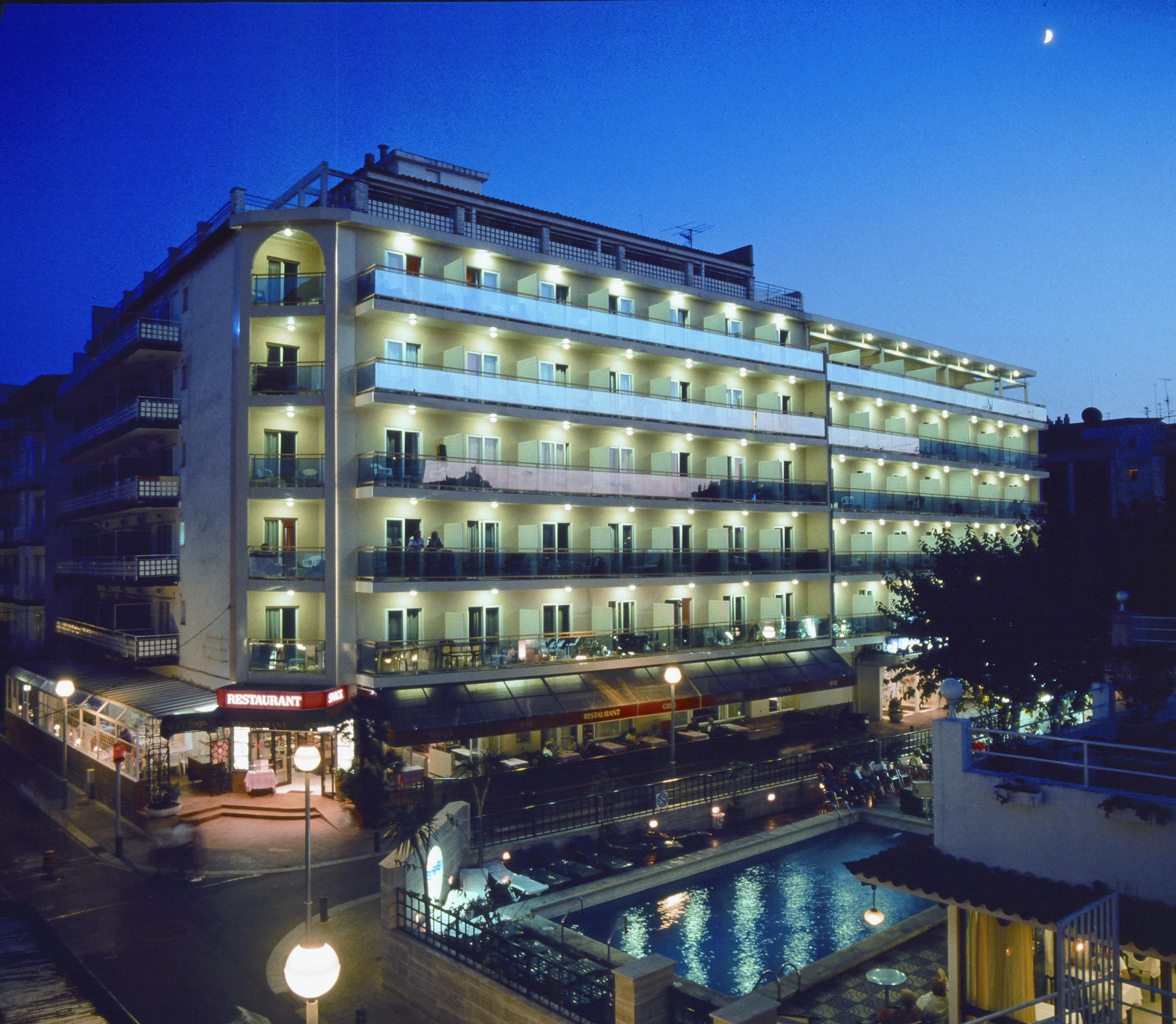 Hotel Maria del Mar Lloret de Mar Pool