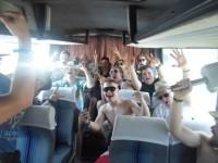 Partyreise - Bustransfer Goldstrand