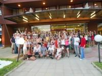 Partyurlaub 2015 am Goldstrand - Gruppenbild
