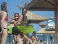Partyurlaub 2015 am Goldstrand - Strandbild