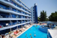 Partyurlaub 2015 am Goldstrand - Hotelpool