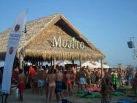 Partyurlaub 2015 am Goldstrand - Mojitobar