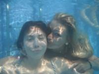Partyurlaub 2015 am Goldstrand - Unterwasserbild