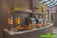 Silvester-in-Paris-Hotelbuffet