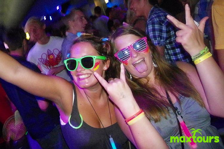 Partyurlaub in Rimini